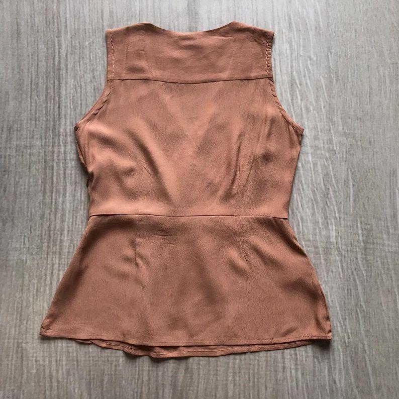 Blusa Envelope Rosê