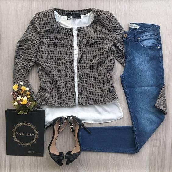 Calça Jeans Leve
