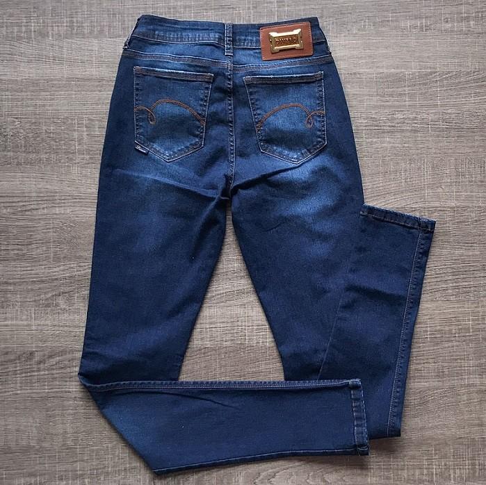 Calça Jeans Skinny Rasgo Joelho