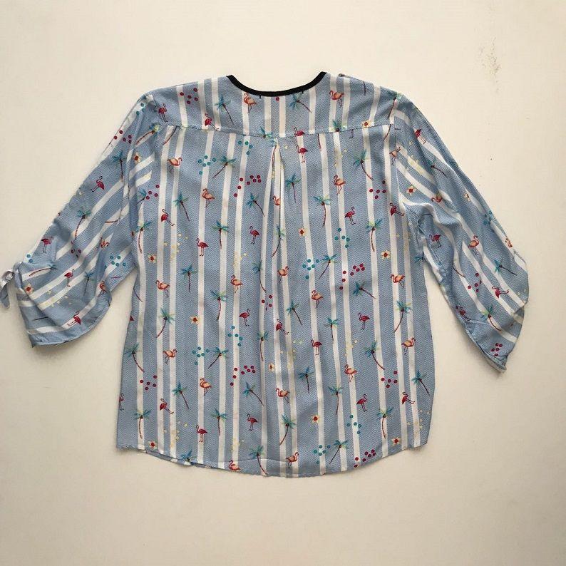 Camisa Flamingos