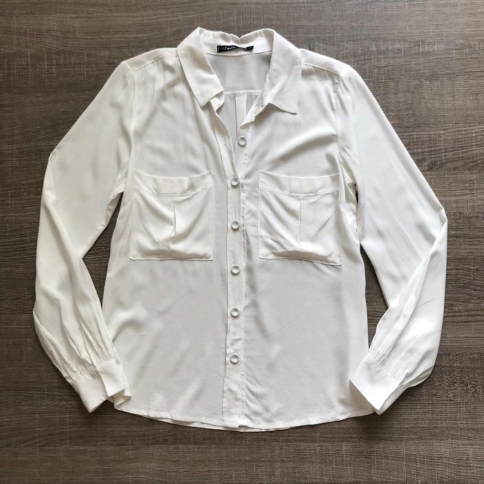 Camisa Offwhite