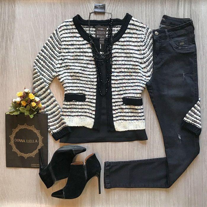 Casaqueto Chanel