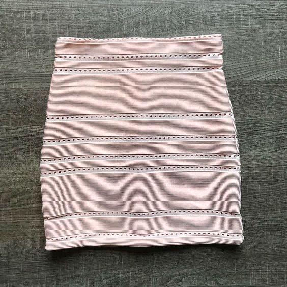 Saia Bandagem Rosa