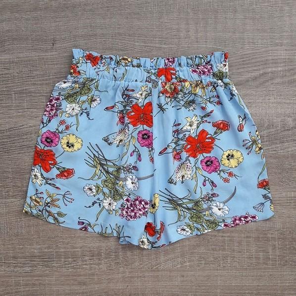 Shorts Atenas Viscose Estampado