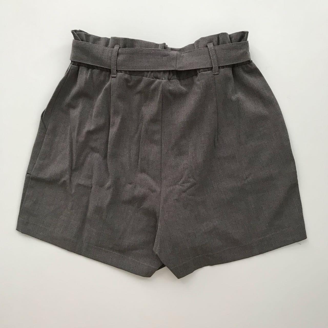 Shorts Clochard Laço
