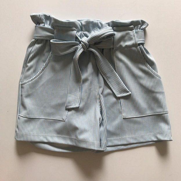 Shorts Clochard Listrado