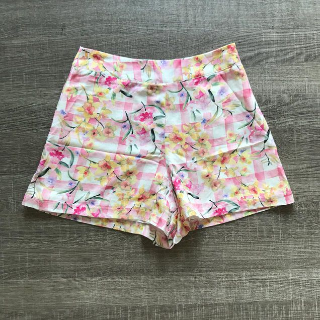Shorts Estampa Floral