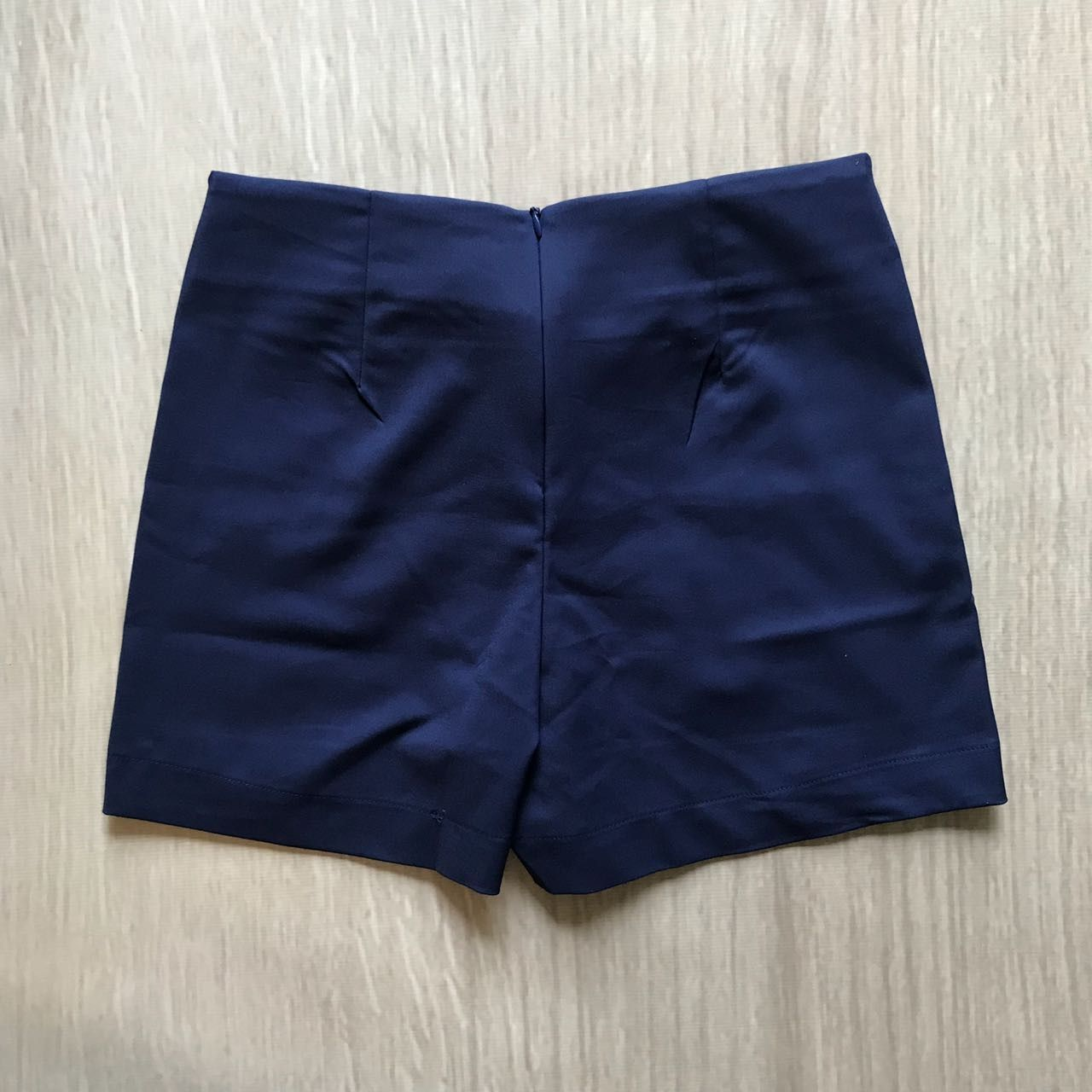 Shorts Marinho Laço