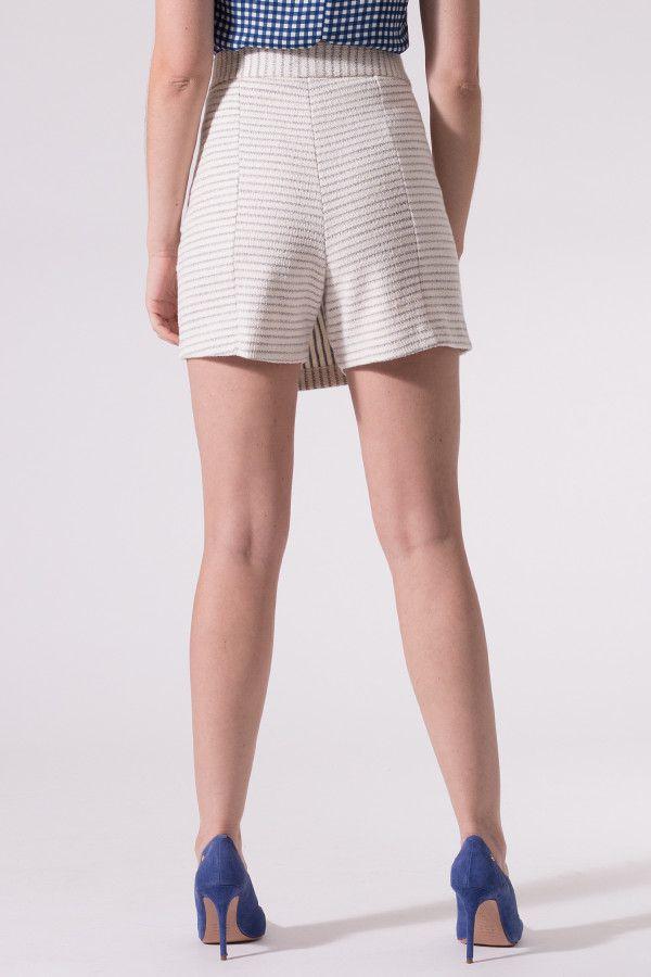 Shorts Saia Tweed