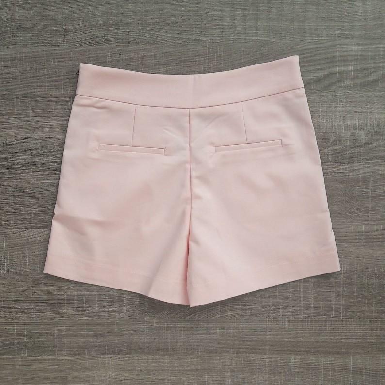 Shorts Sarja Rosa