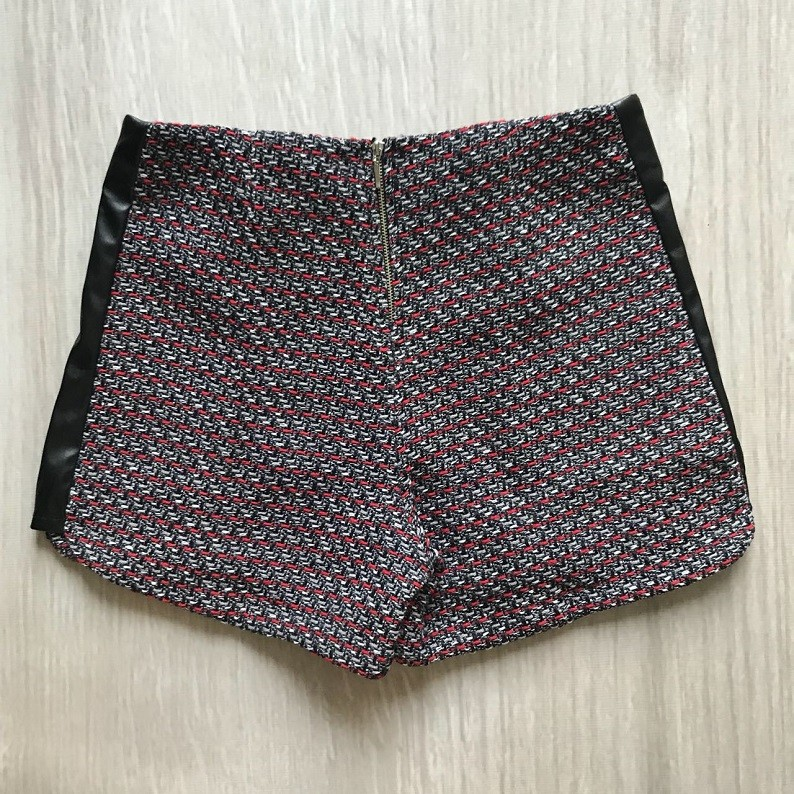 Shorts Tweed