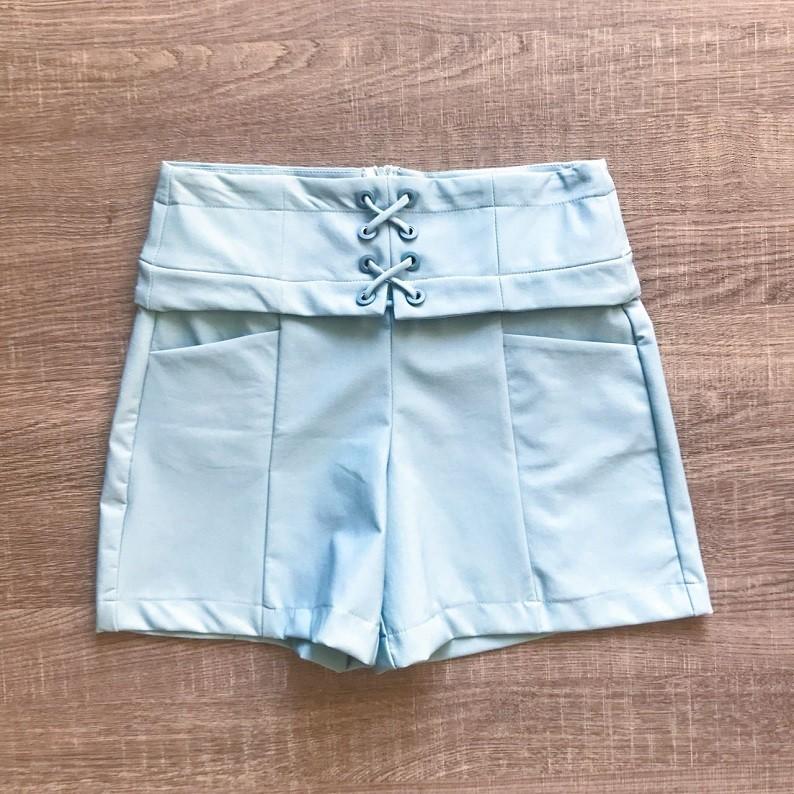 Shorts Viena Azul