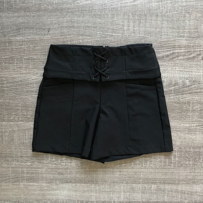 Shorts Viena Preto
