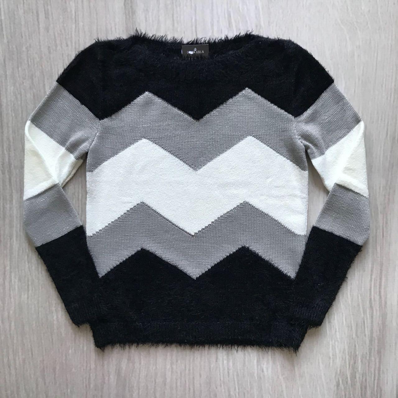 Tricot Colors Preto