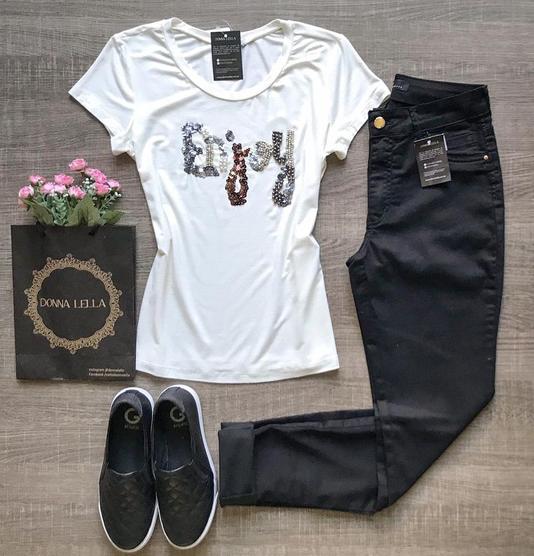 Tshirt Enjoy