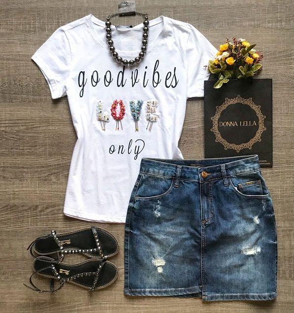 Tshirt Good Vibes
