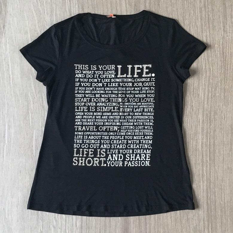 Tshirt Life