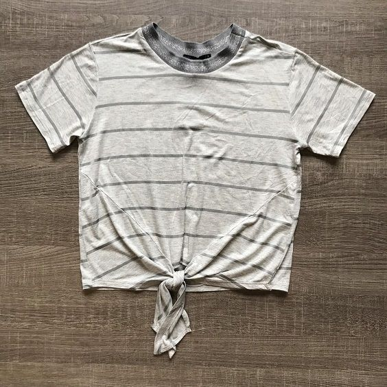 Tshirt Listrada Nózinho