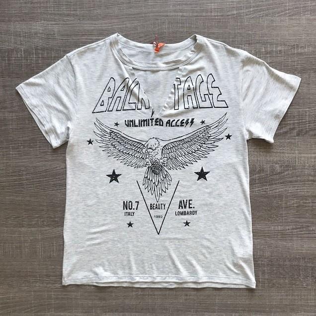 Tshirt Rock Chocker