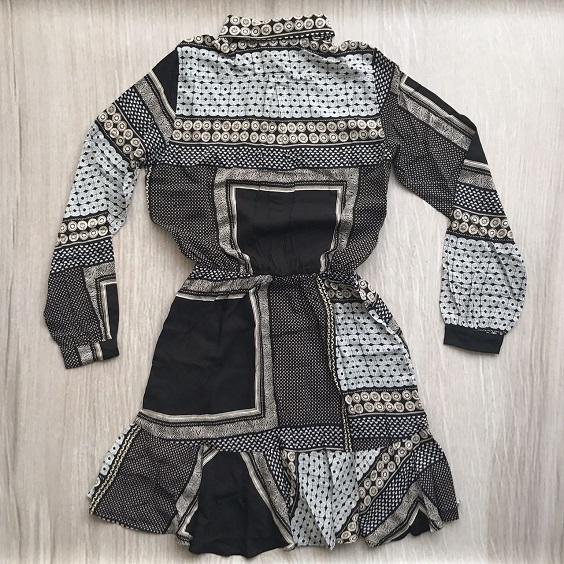 Vestido Ariane Preto