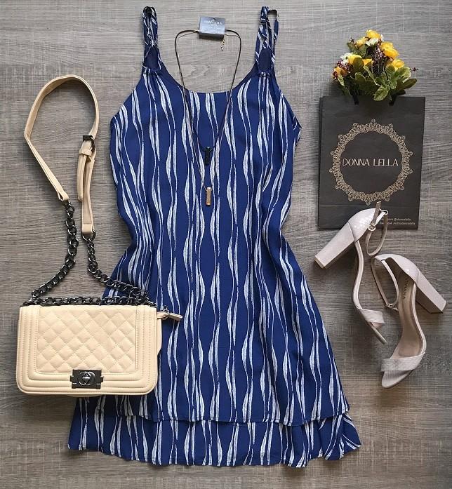 Vestido Grécia Viscose