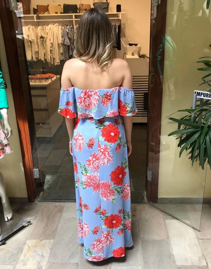 Vestido Longo Cancun