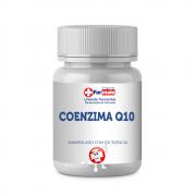 COENZIMA Q10 100MG - UBIQUINONA CONCENTRADA - COM 30 CÁPSULAS