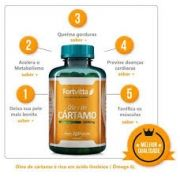 Kit Quarteto Magico Coco Cartamo Omega 3 Magnésio Top Duble