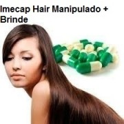 Maiscap Hair 60 Cáps Manipulado +brinde + Frete