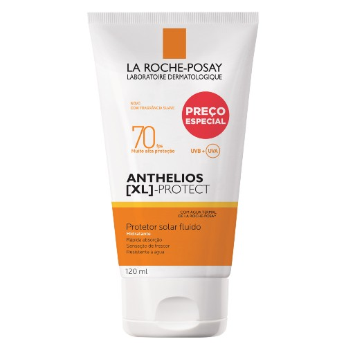 ANTHELIOS XL PROTECT 70 FPS 120ML