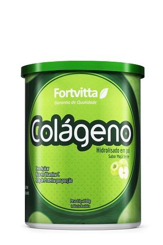 COLÁGENO MAÇÃ VERDE 300GR