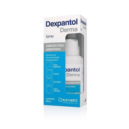Dexpantol Solução Derma Spray 50ml