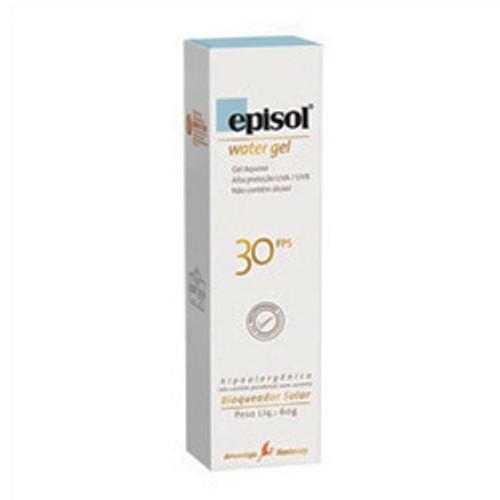 EPISOL GEL 30FPS BLOQUEADOR SOLAR HIPOALERGÊNICO 60G