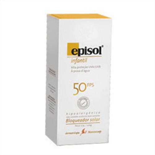 EPISOL INFANTIL 50 FPS 120G