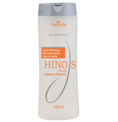 HINO'S PLUS SHAMPOO PARA CABELOS OLEOSOS 250ML