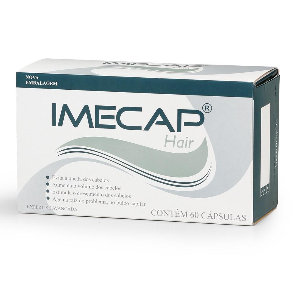 IMECAP HAIR 60CPS