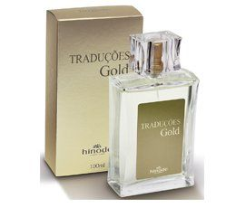 PERFUME TRADUÇÕES GOLD MASCULINOS 100ML
