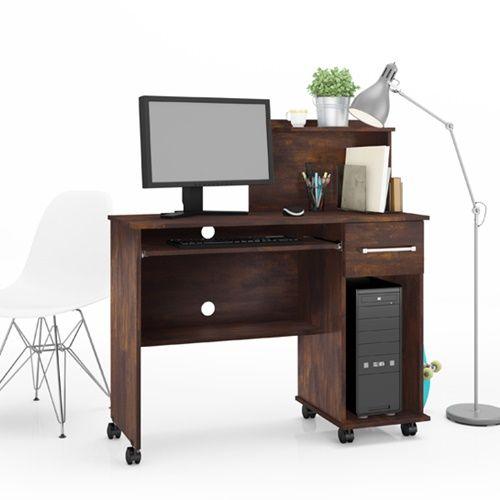 Escrivaninha Office Studio Noce Lukaliam Móveis