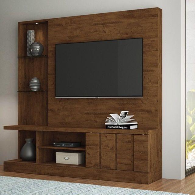 """Home Theater para TV até 50"""" Canyon Eleve - HB Móveis"""