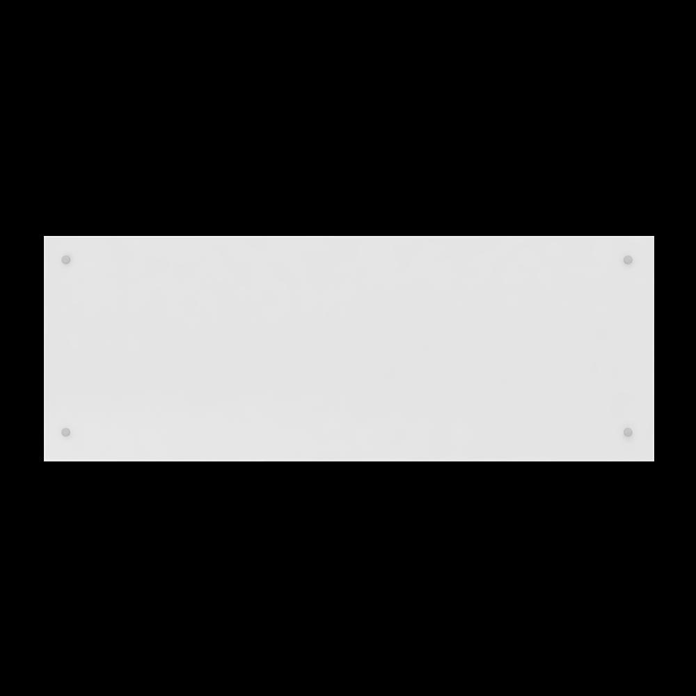 Painel  Cabeceira Casal Modulado Módena Demóbile Branco