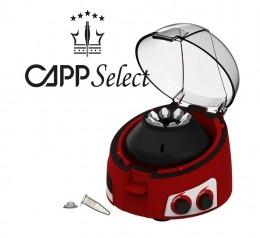 CAPP Select: Compre R$2.500,00 de consumíveis CAPP e ganhe uma minicentrífuga Capp Rondo 6.000 rpm.