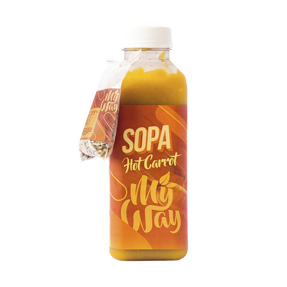 Kit Detox 500ml - Sucos e Sopas