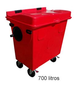 Contentor para Lixo 700 Lts