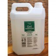 Álcool em Gel - 5 Litros - Doux Clair Cosmétiques