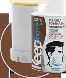 Keep Shave Care / Sestinicare - Película Pós Barba Cicatrizante 13g  - Buzzy Brasil