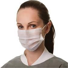 Máscara Tripla - Protetor Facial TNT CPM Clipe Nasal - Reis Junior - 50 unidades  - Buzzy Brasil