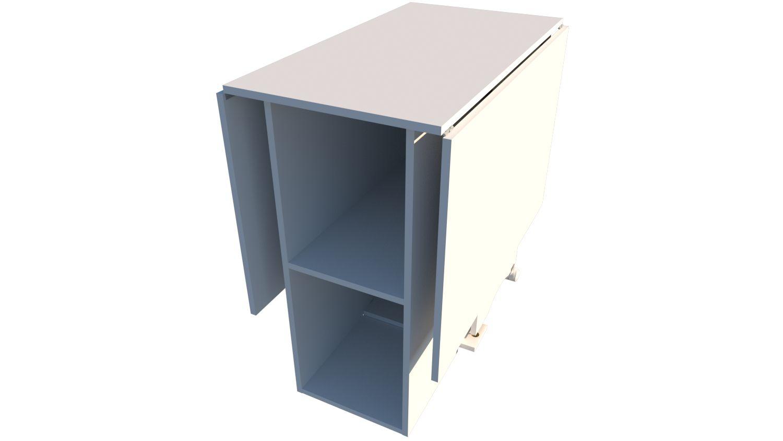 Mesa Dobrável Para Corte De Tecidos (1,50 x 80 x 80)