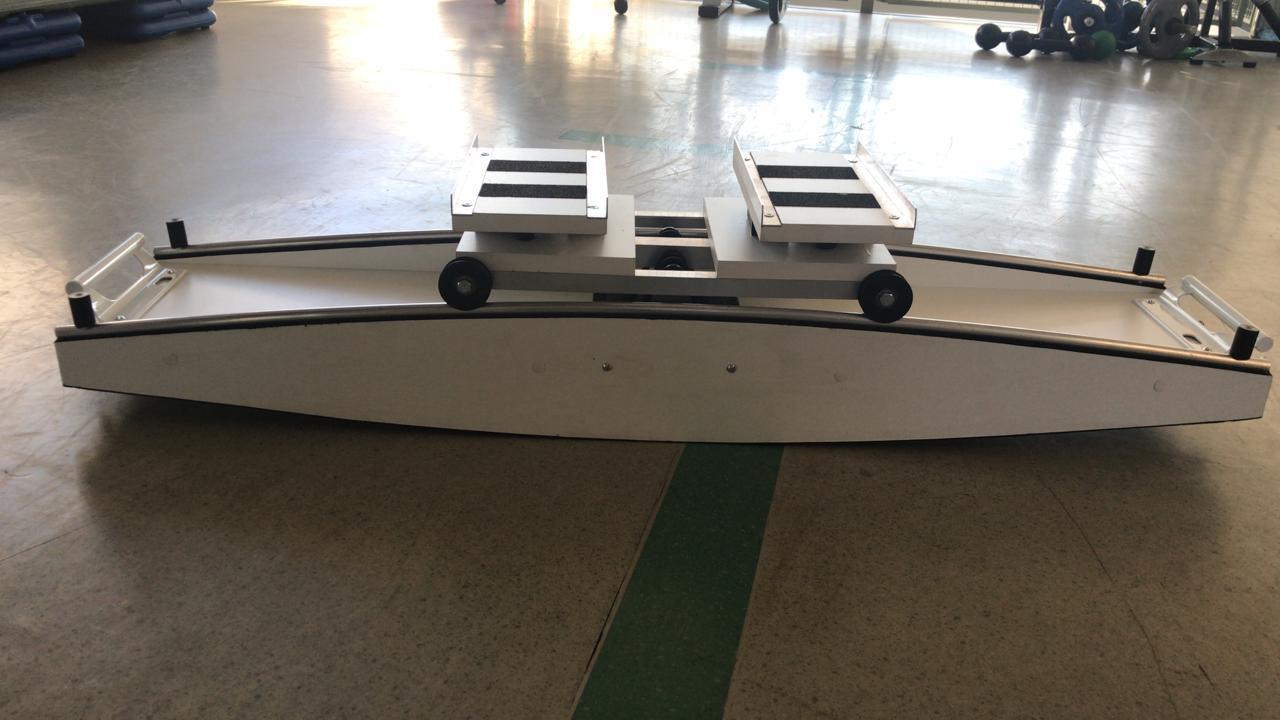 Esqui board - Inercialpower
