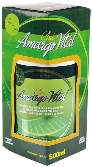 Chá Amargo Vital
