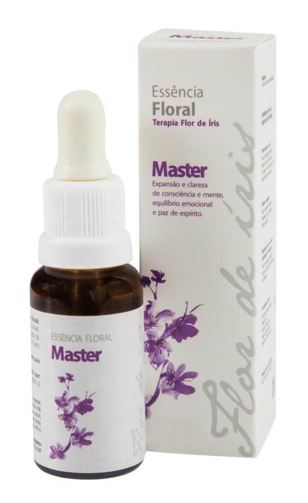 Floral Flor de Íris - Master 50ml